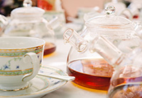 Afternoon tea restaurants in Manchester/Greater Manchester
