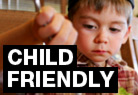 Child friendly dining Image