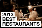 Diners' Choice: best overall 2013 Image