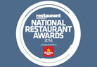National Restaurant Award winners in [MetroShortName] Image